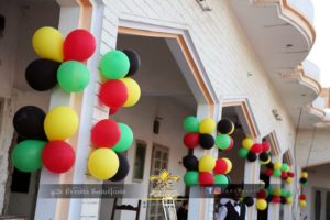 balloons decor, birthday party planners and designers