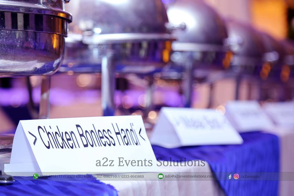 best caterers in Lahore, catering company