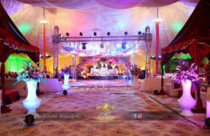 hall decor experts, hall decorators