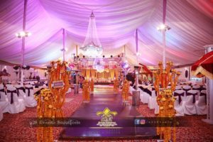 walkway decor, mehndi decor, fresh flowers, mehndi event designers