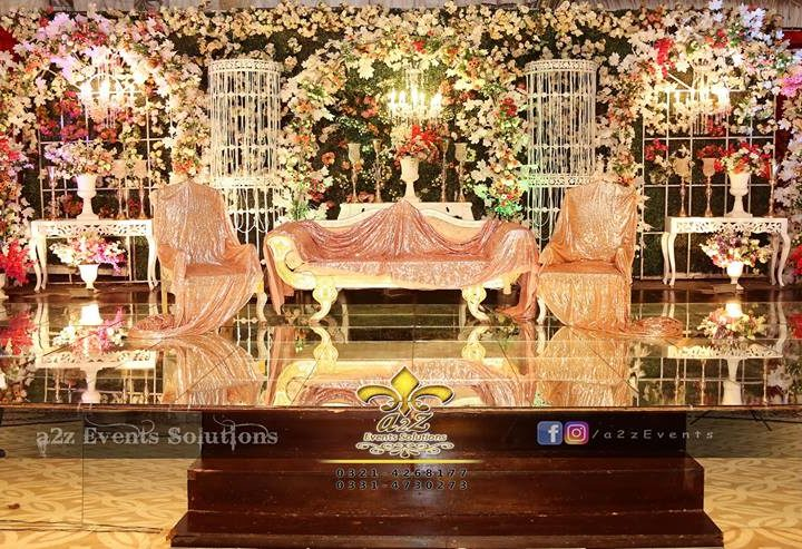 stage decor service providers