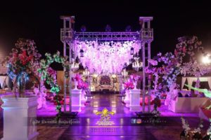 engagement decor, vip event decorators