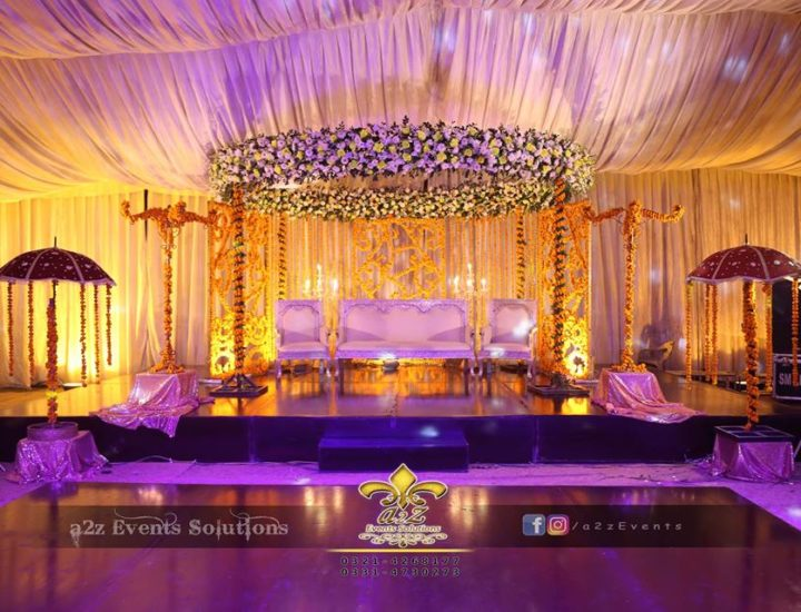 mehndi stage, stages decorators, dome stage, mehndi setup