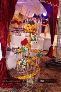 walkway decor, area decor, gazebo, vip lounges