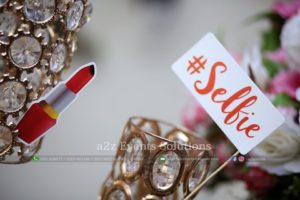 designers and decorators, creative bridal shower planners