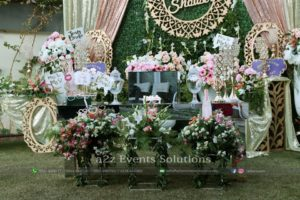 imported flowers decor, designers and decorators, outdoor events, bridal shower planners