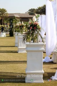 walkway decor, area decor