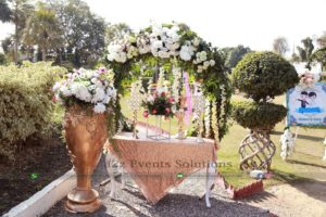 entrance decor, walima decor, wedding entrance, wedding decor and experts