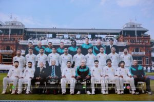 Pakistani cricket squad