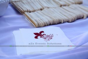 a2z events solutions, events management company