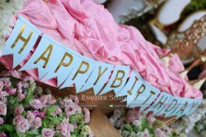birthday party planners and designers, creative decor experts