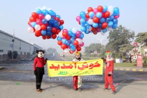 flex printing service providers, balloons decoration