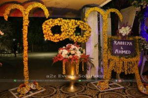 wedding designers and decorators, fresh flowers, creative event planners, area decor