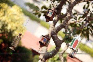 fancy lanterns, wedding decor experts