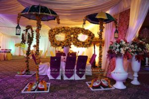selfie booth, mehndi decor, event planners and designers, wedding management company