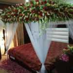 imported and fresh flowers decor, wedding room decor, masehri decor, planners and decorators