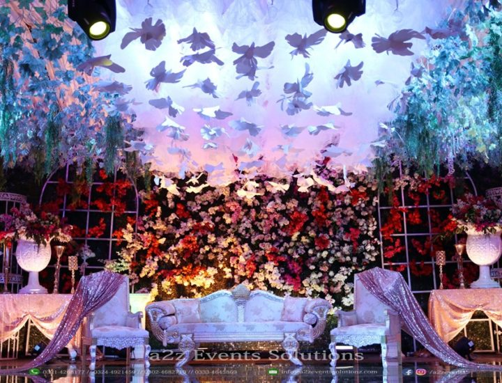 barat stage, vip grand wedding stage