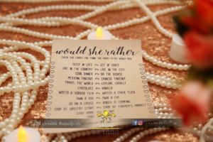 bridal shower ideas, creative planners