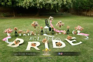 bridal shower planners and designers, bridal shower outdoor decor