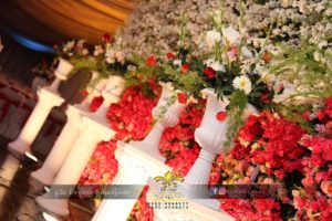 fresh flowers decor, imported flowers decor experts