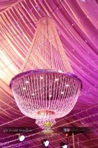 chandeliers, events management company in lahore