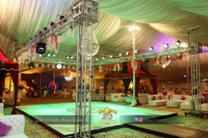 grand wedding setup designers, wedding decor specialists in lahore