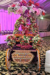 cinderella cart, a2z events