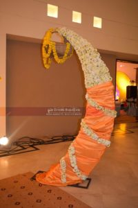 creative ideas, wedding planners and designers, fresh flowers decor, mehndi night