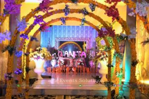 fresh flowers decor experts, creative designers, decor specialists, wedding management company in lahore