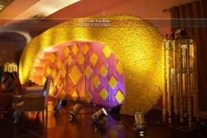 vip stage, mehndi stage, wedding stage, new stage