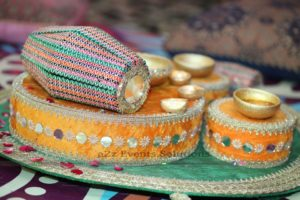 desi touch, traditional touch