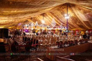 grand wedding setup, catering setup service providers in lahore
