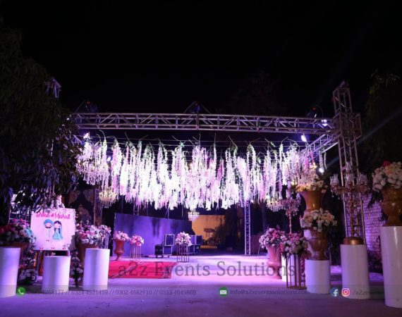 grand entrance, events management company