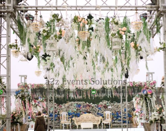 themed wedding, wedding decor