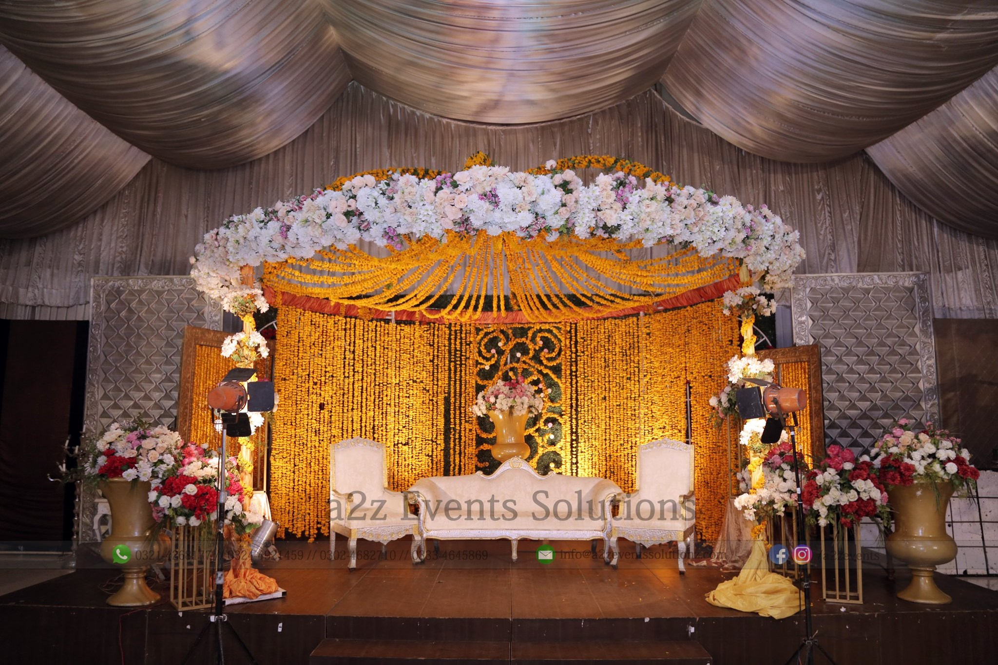 stage decor, dome stage, mayoun stages experts, stages designers in lahore