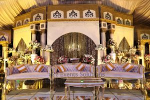stage decor expert, walima stage