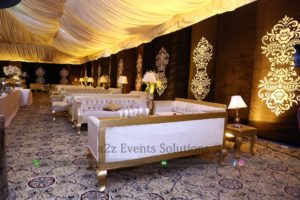 vip lounges, wall paneling