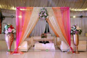 thematic gazebo, best catering company in lahore