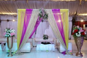 creative designers and decorators, best caterers in lahore