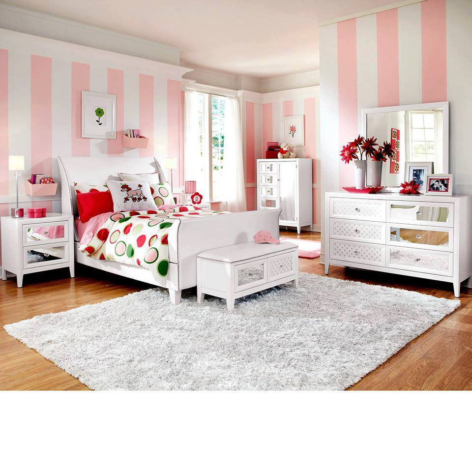 kids bedroom interior design, bedroom interior design, pink and white bedroom theme