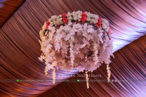 decor specialists, themed wedding